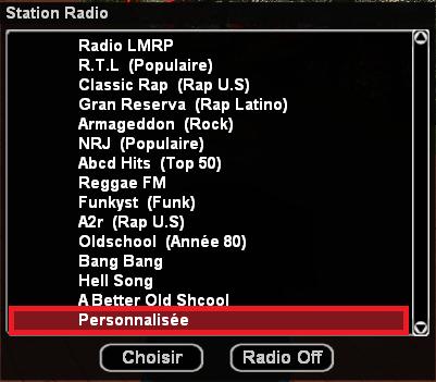 (GTA) (TUTO) Utiliser la radio avec radionomy. Radio110