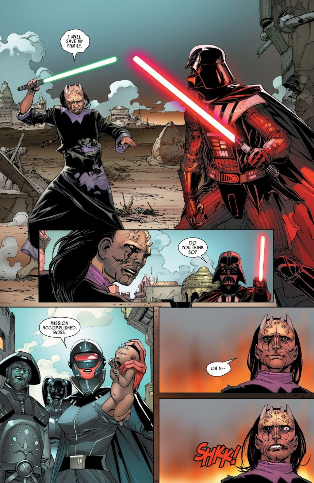 Darth Sidious (without lightsaber) vs Darth Vader - Page 3 Darth-18
