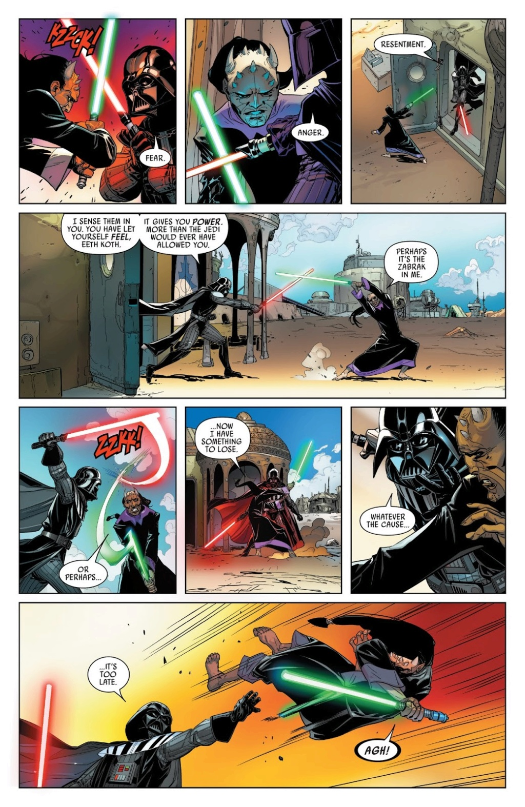 SS - Darth Maul (IG) vs. Darth Vader (BreakofDawn) Rco00812