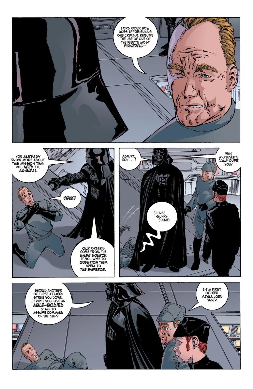 Darth Vader and Galen Marek vs Darth Bane and Darth Zannah  Rco01912