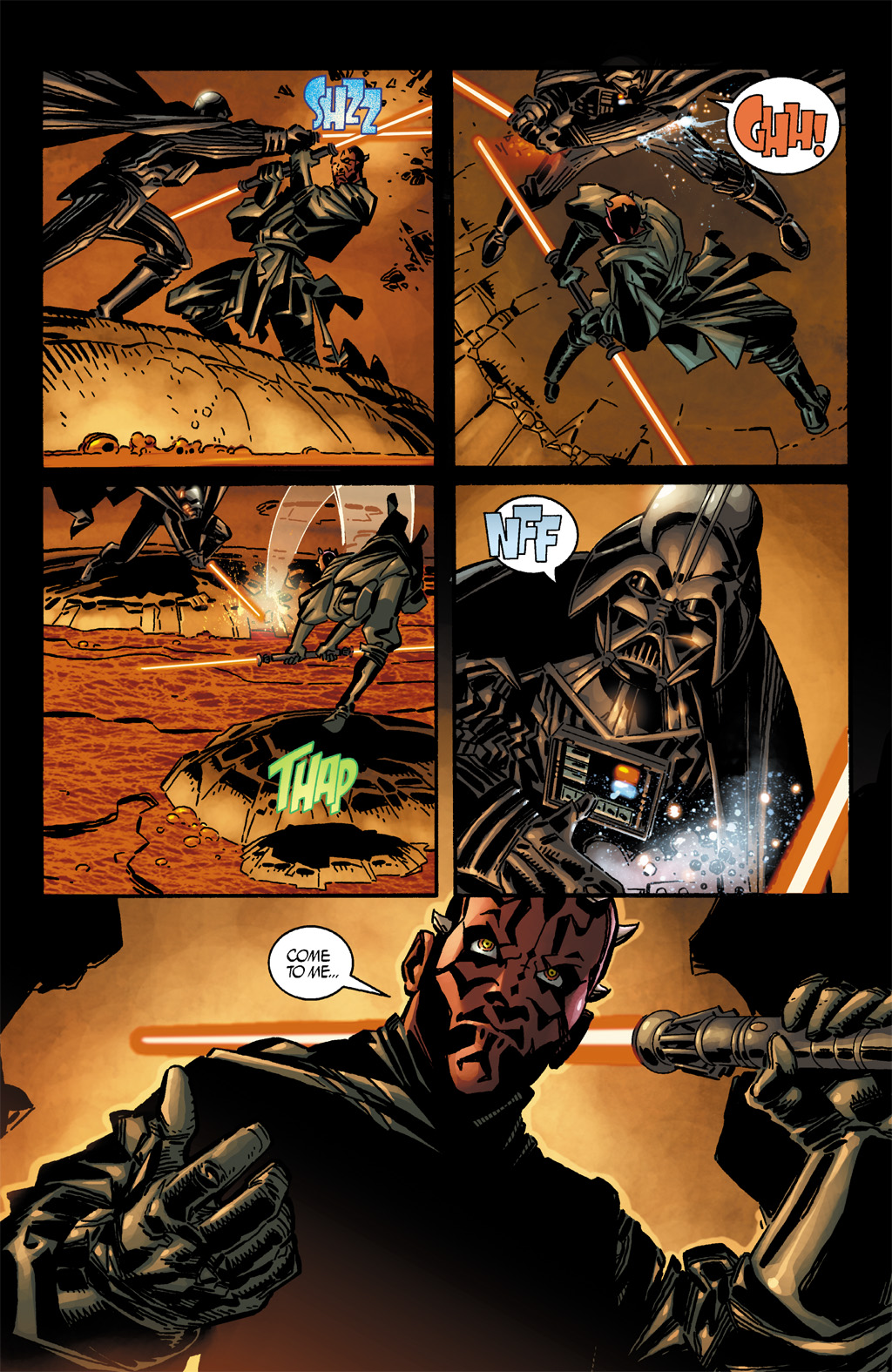 RotJ Darth Vader and RotJ Luke Skywalker vs SoD Darth Maul and Savage Opress - Page 3 Rco03510