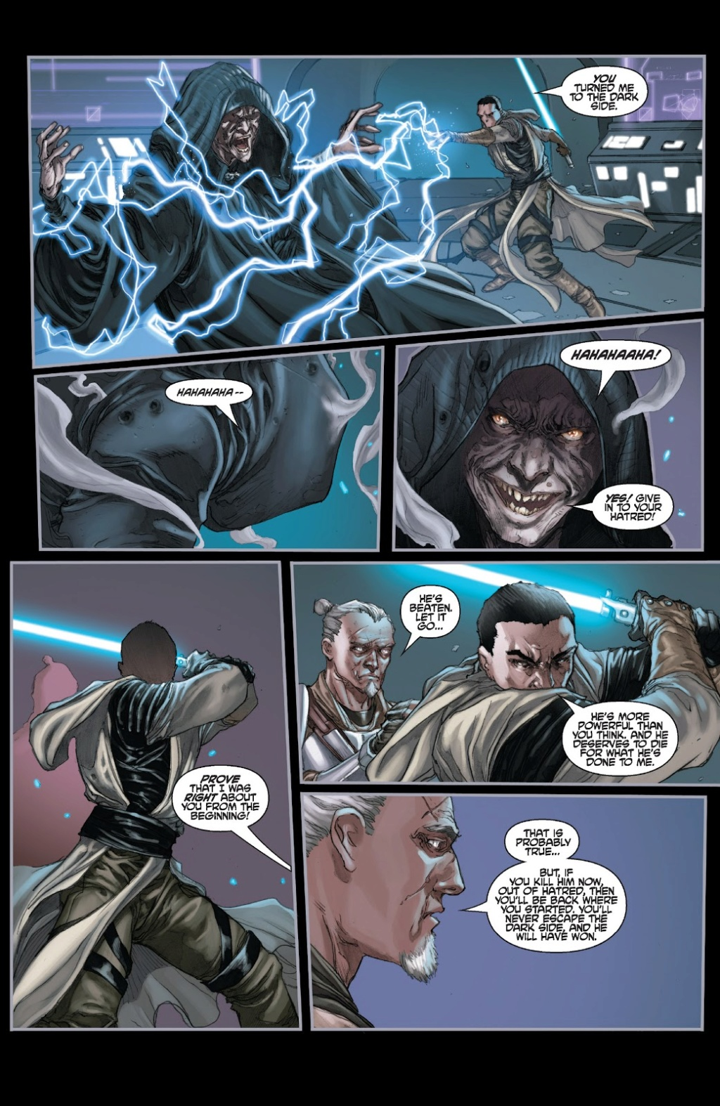 Darth Maul, Count Dooku, Darth Vader, Savage Opress and Galen Marek vs DE Darth Sidious  - Page 3 Rco11510