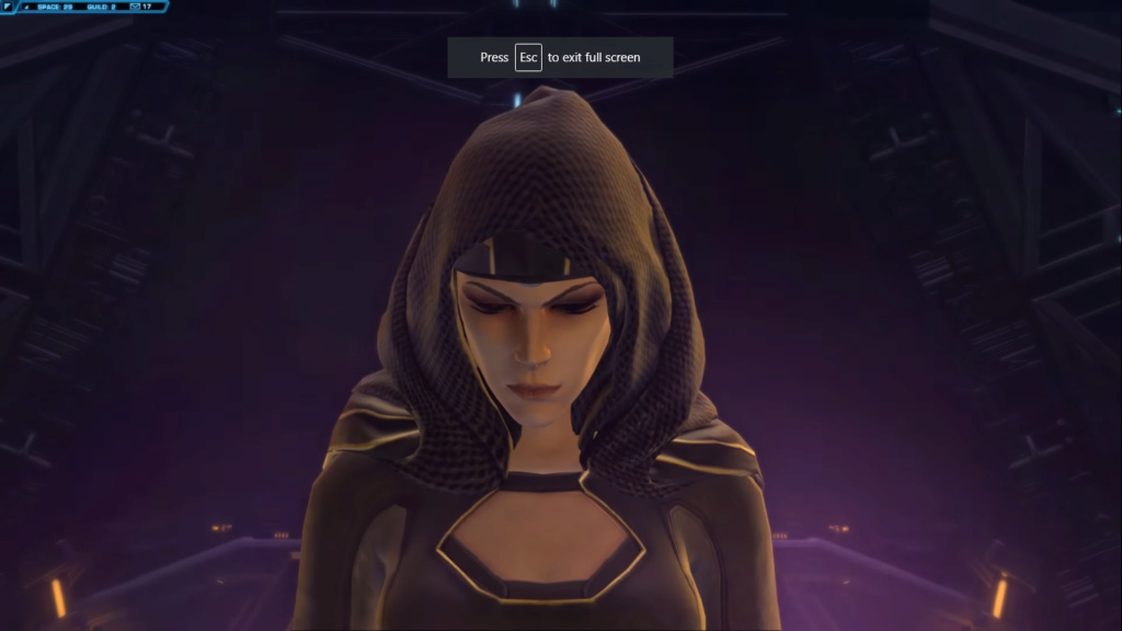 Relative rankings of the Outlander, Revan, and Vaylin Screen16