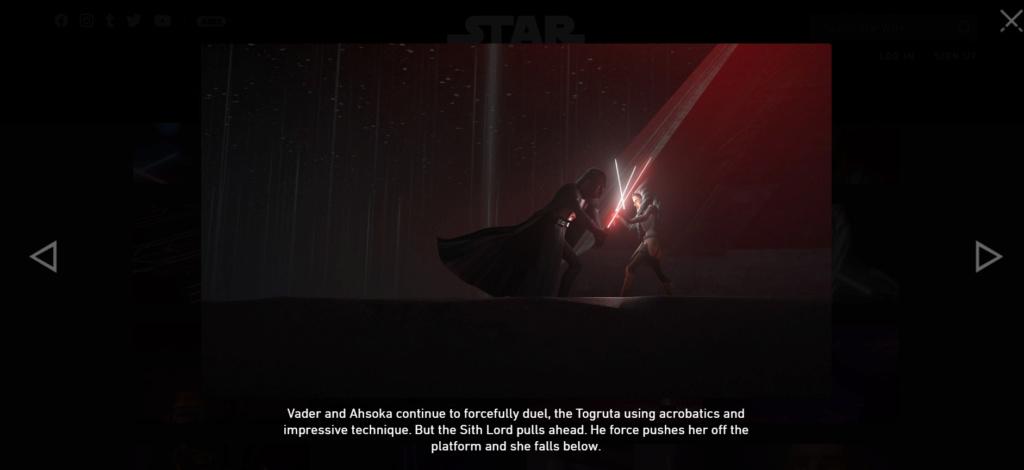 SS - Darth Maul (IG) vs. Darth Vader (BreakofDawn) Screen68