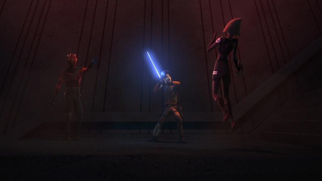 SS - Darth Maul (IG) vs. Darth Vader (BreakofDawn) Sevent10