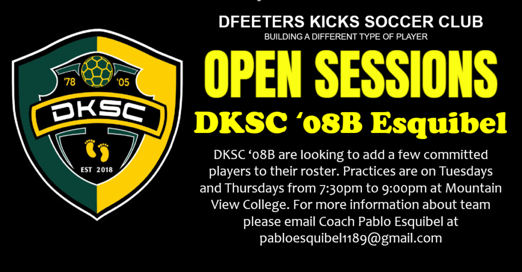 DKSC Esquibel looking to add 2-3 more players 08b_es10