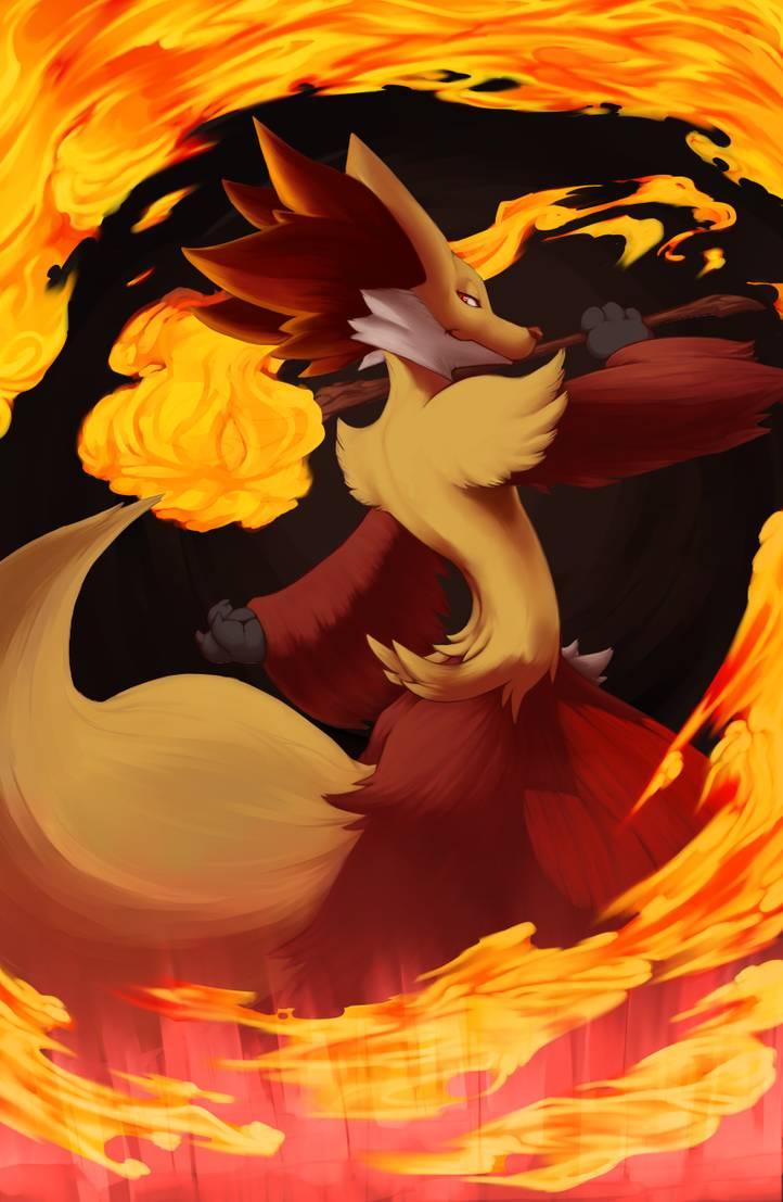 Vermillion Fireclaw Delpho11
