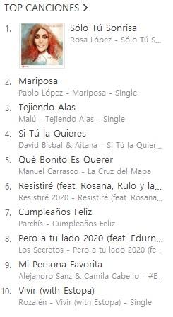 Rosa López >> Preparando nuevo álbum - Página 30 Solotu10