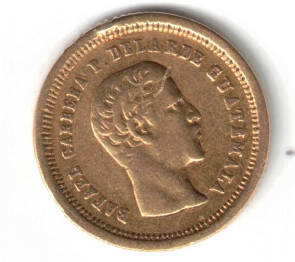 4 reales guatemala sin año. 4reale10