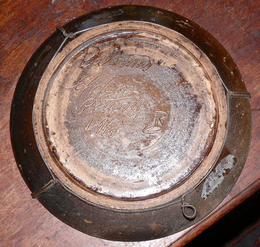Chelsea Pottery (London) - Page 11 Chelse11
