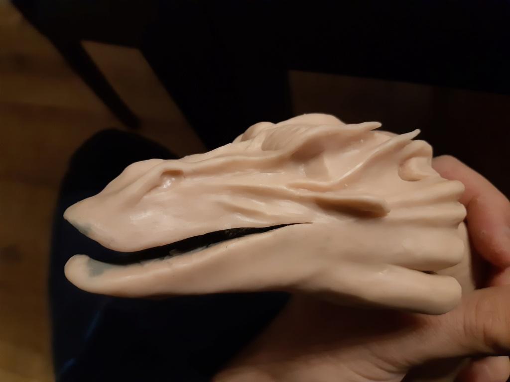 Début - Super sculpey 20191210