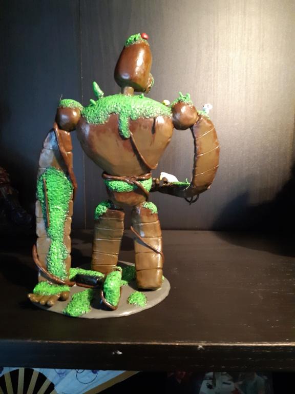 Début - Super sculpey 20200217