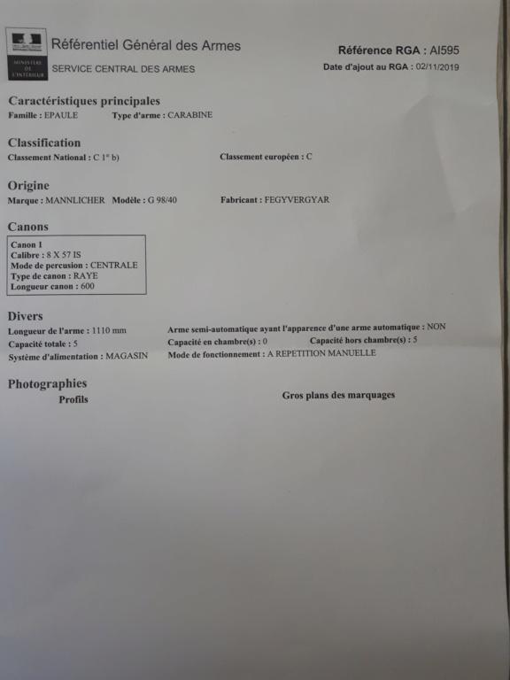 G98/40 et préfecture 20210411