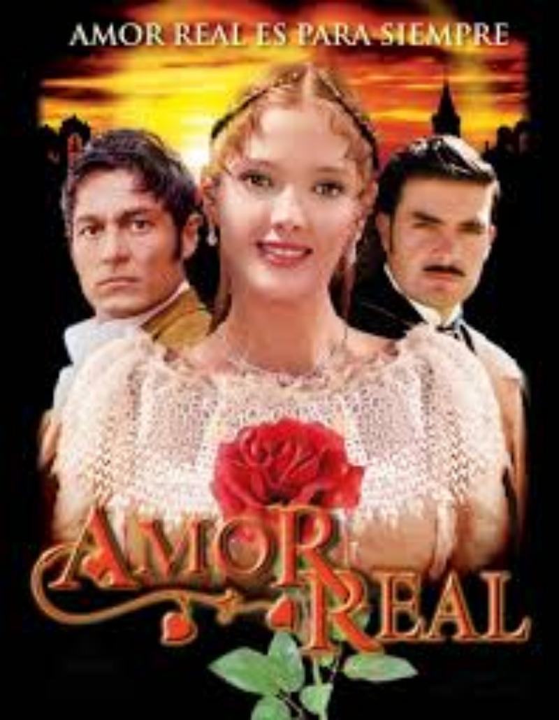 TELENOVELA Amor Real Amo_0110