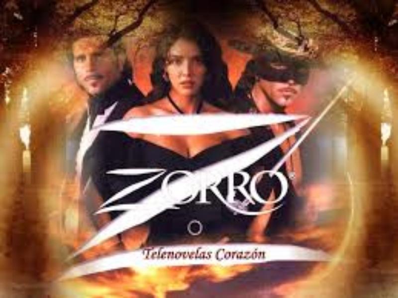 EL ZORRO LA ESPADA Y LA ROSA El_01-12