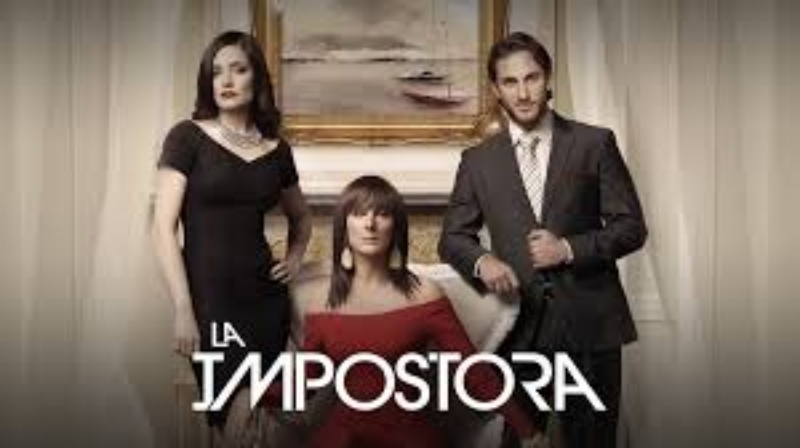 TELENOVELA LA IMPOSTORA Im_01-10