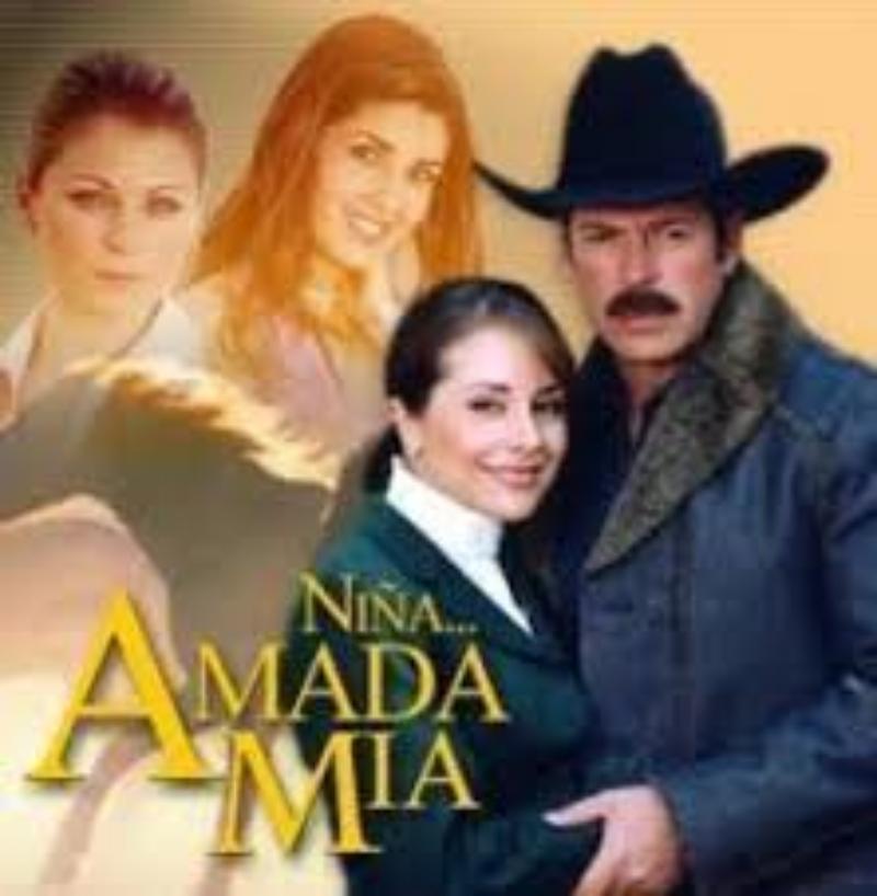 NIÑA AMADA MIA Ni3-11