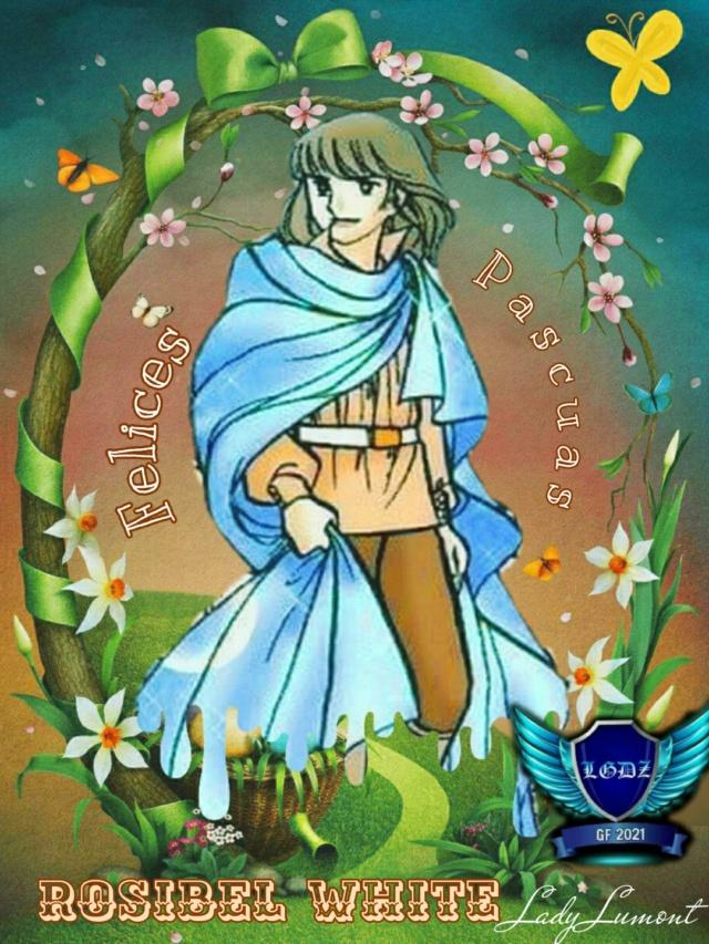 ⚔⚔⚔***LEGENDARIAS GUERRERAS DEL ZAFIRO*** entregando firmas de pascuas. 16176415