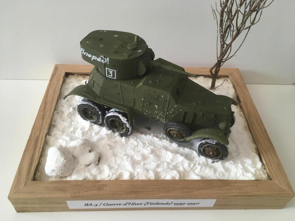 BA-3 - Zvezda - 1/35 20148310