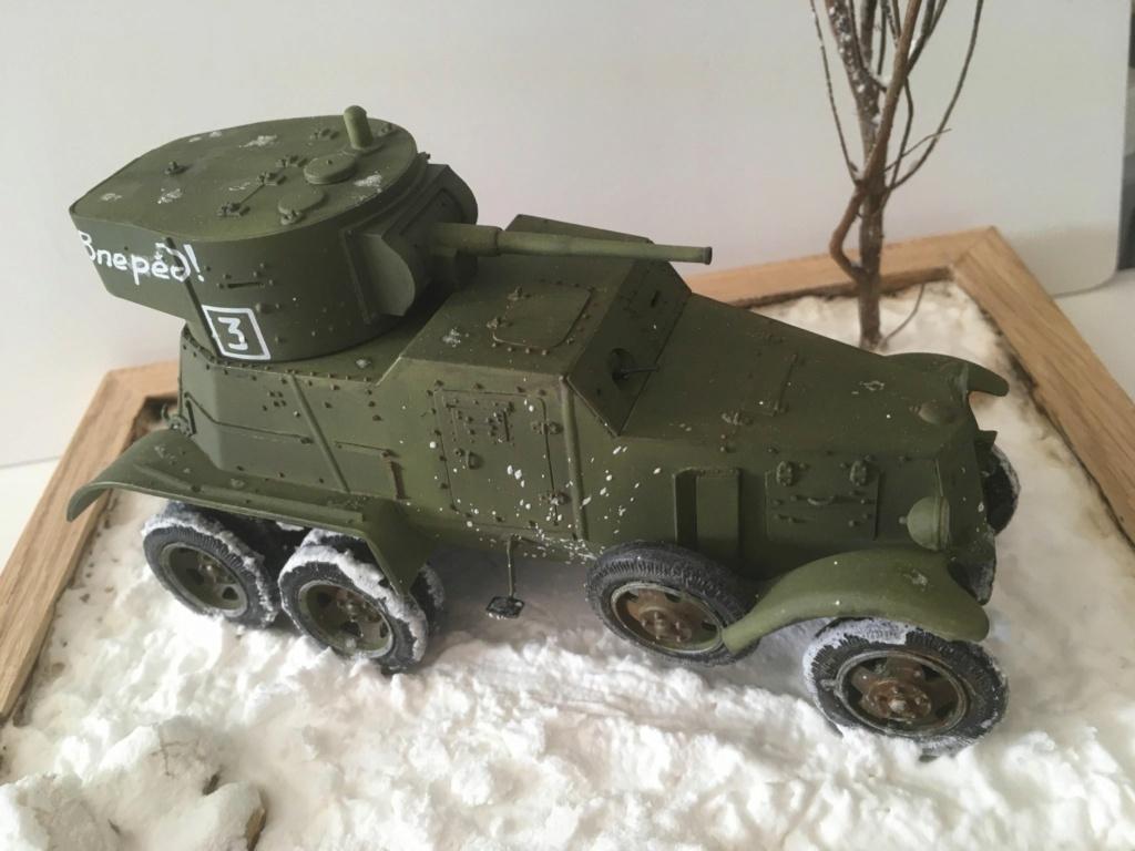 BA-3 - Zvezda - 1/35 20604910