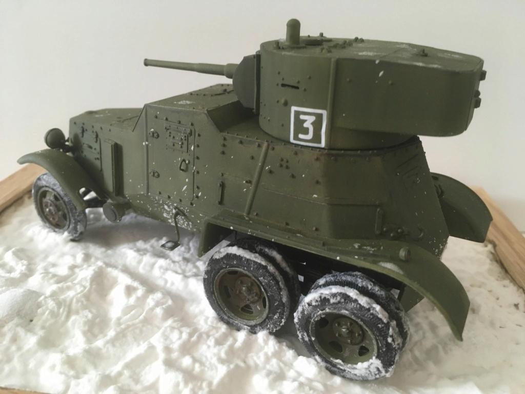 BA-3 - Zvezda - 1/35 20958410