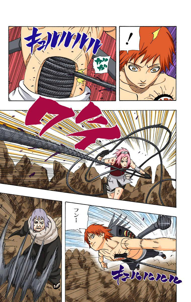 Asuma e Chiyo vs Hidan e Suigetsu 00815