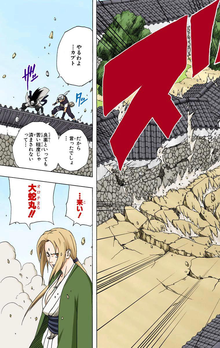 Neji Hyūga vs. Tsunade  02412