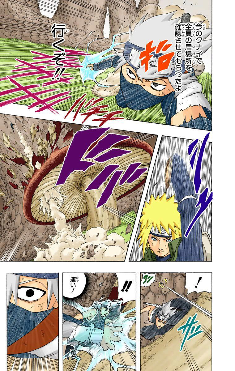 Konan e Sasori vs Sasuke Hebi e Tsunade 09214