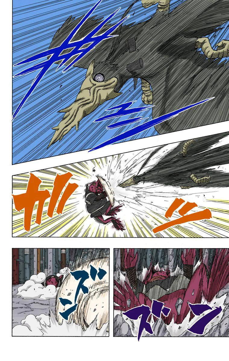 Seria o Chikushōdō um Kage Médio, sendo um dos mais fortes Akatsukis? 10517