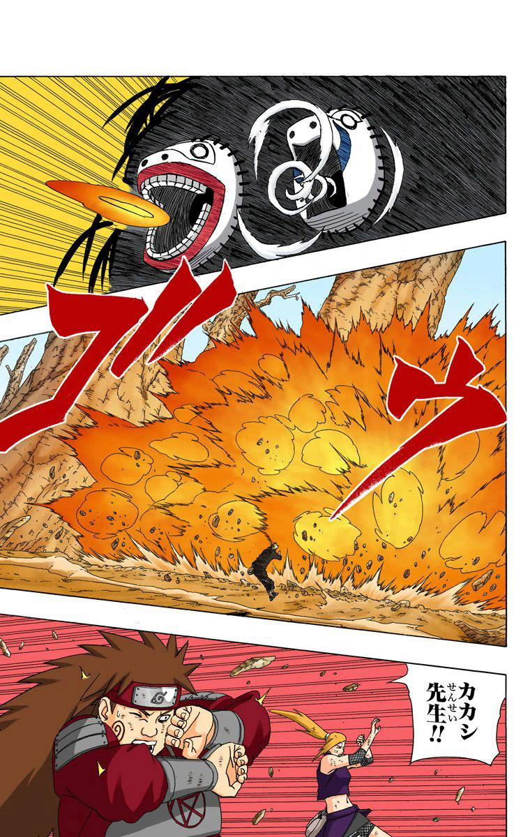 Kakashi vs Kakuzu e Hidan 12613