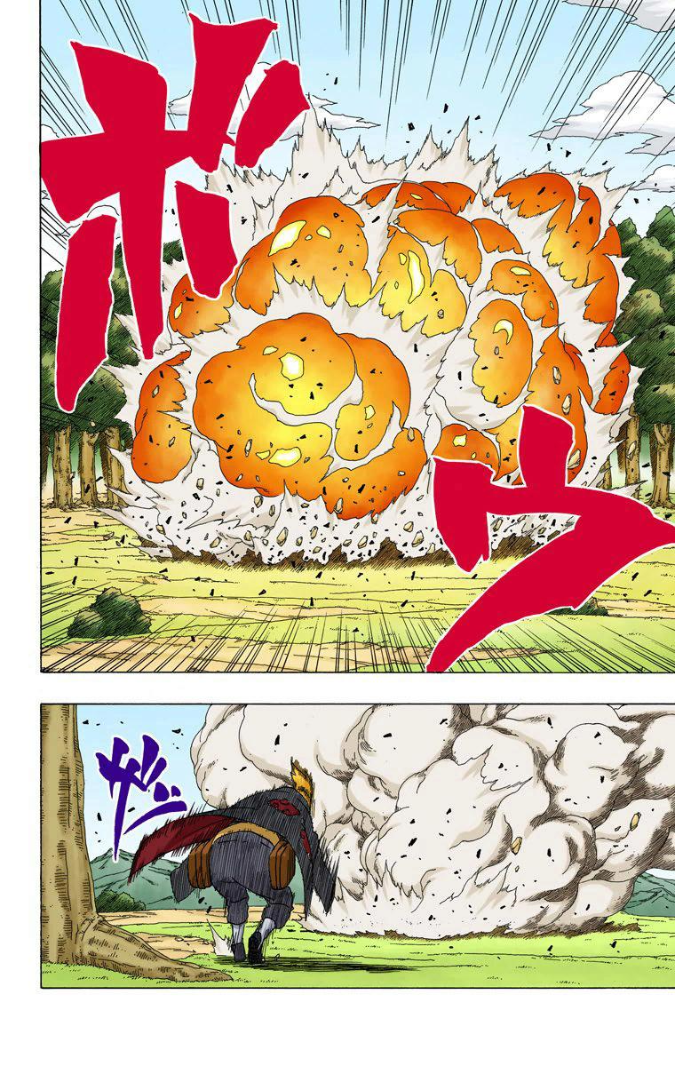 Kakashi 1 Ms (guerra) vs deidara. - Página 4 12911