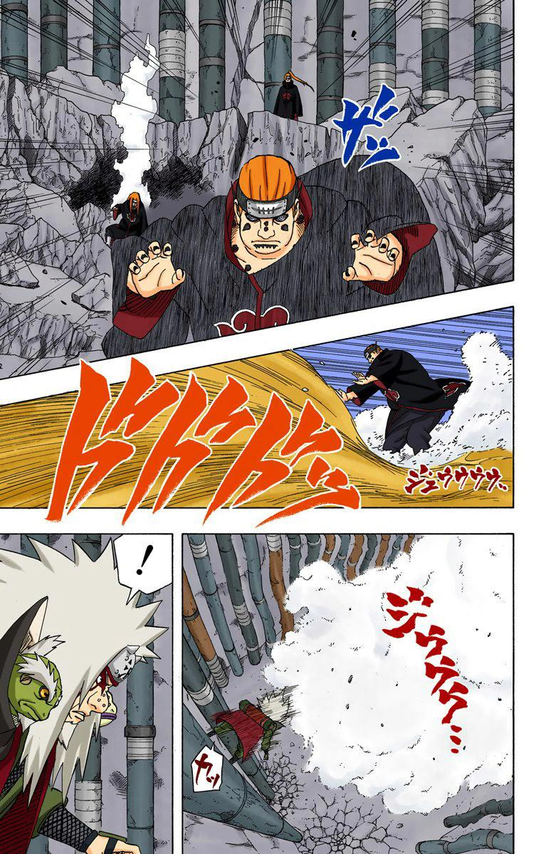 Jiraiya vs. Naruto Sennin Mode  14213