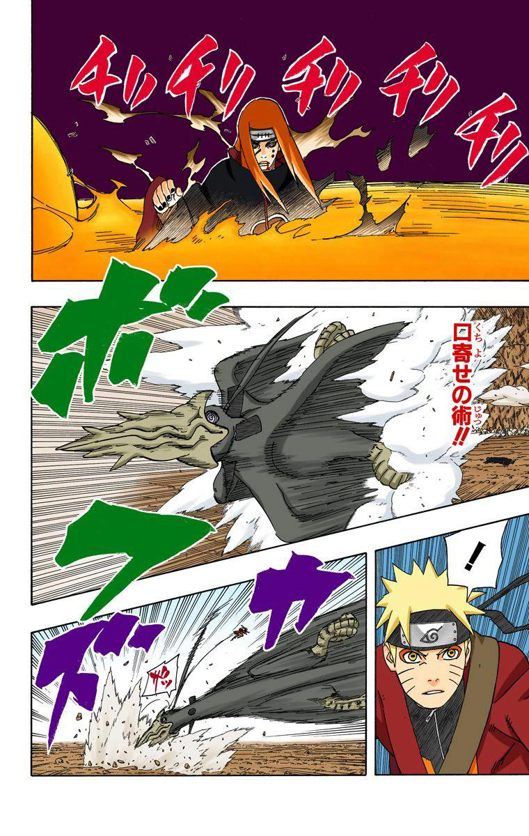 Seria o Chikushōdō um Kage Médio, sendo um dos mais fortes Akatsukis? 17915