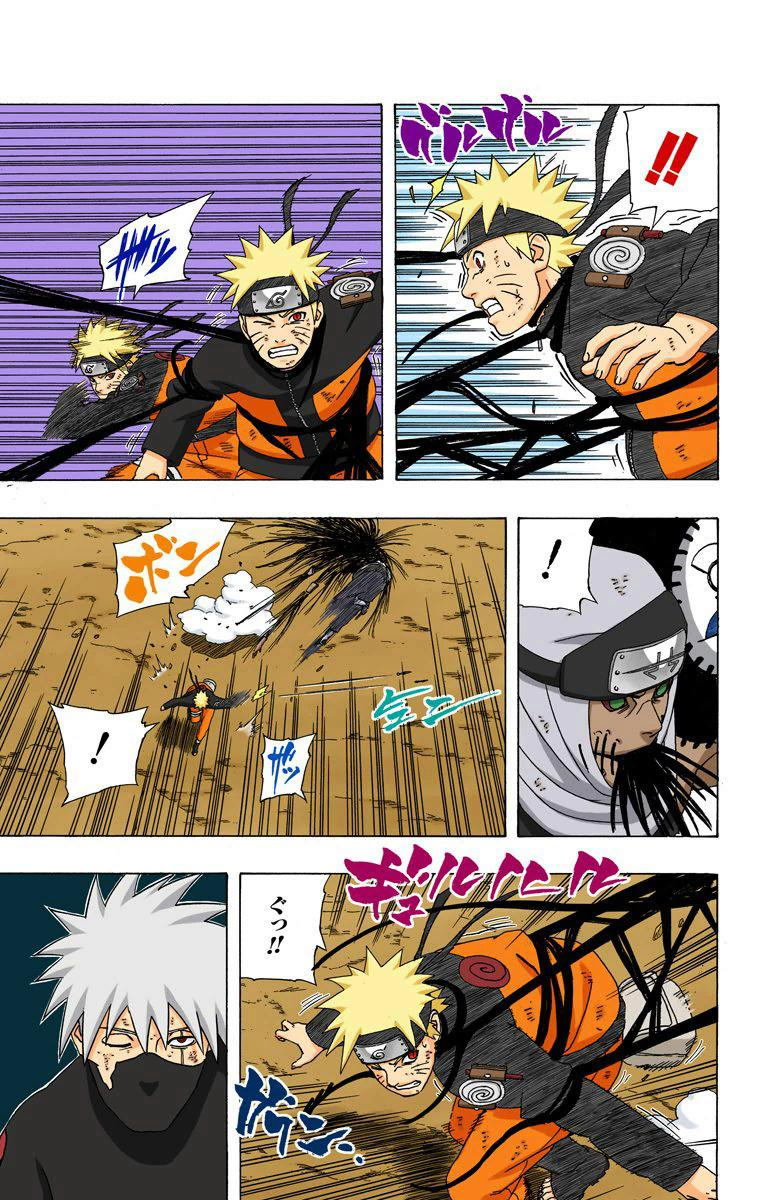 Kakashi vs Kakuzu e Hidan 18013