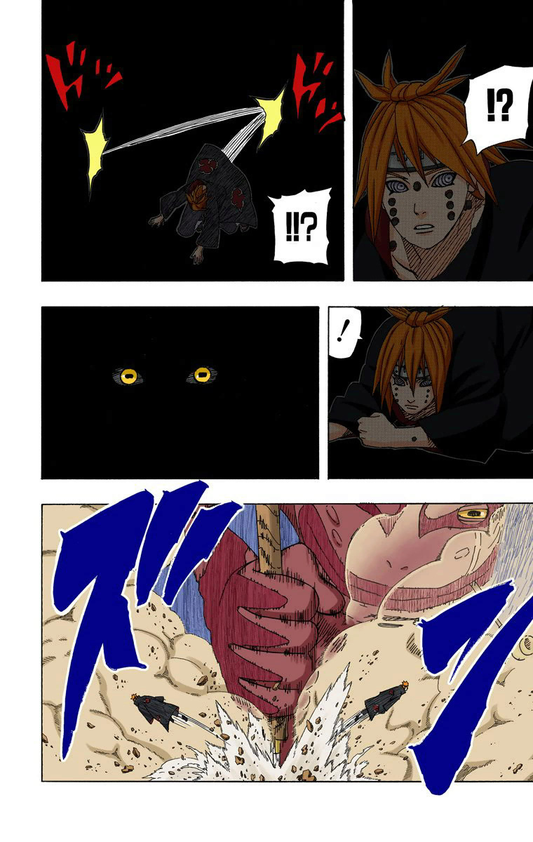 Naruto SM + Sapos vs Itachi 18514