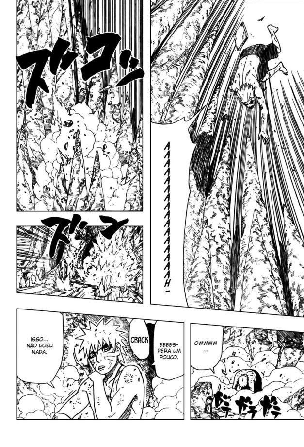Tendo vs Sandaime Raikage Naruto18