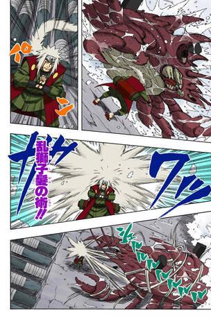 Formação Pain Vs Hiruzen Sarutobi (Edo) - Página 2 08113