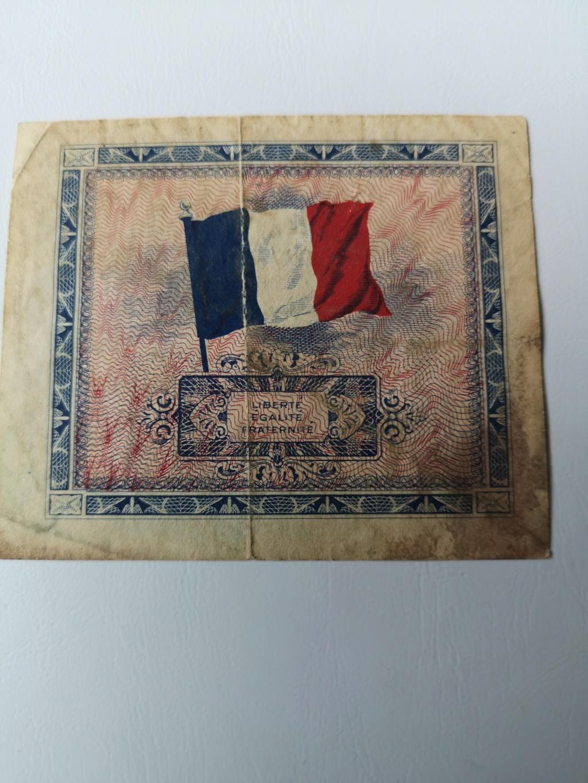 5 Francos Franceses, 1944 15914317