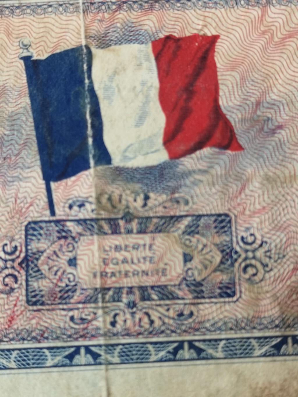 5 Francos Franceses, 1944 15914318