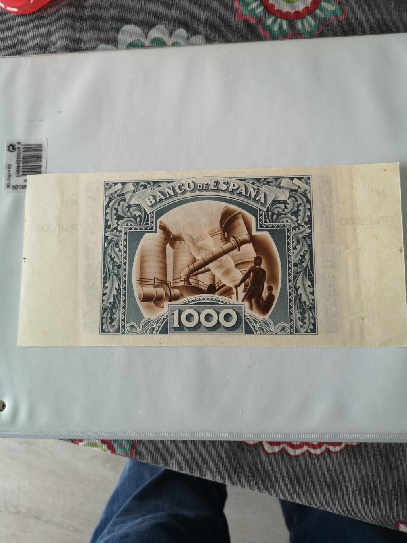 1000 pesetas Banco de España en Bilbao 1937 15925520