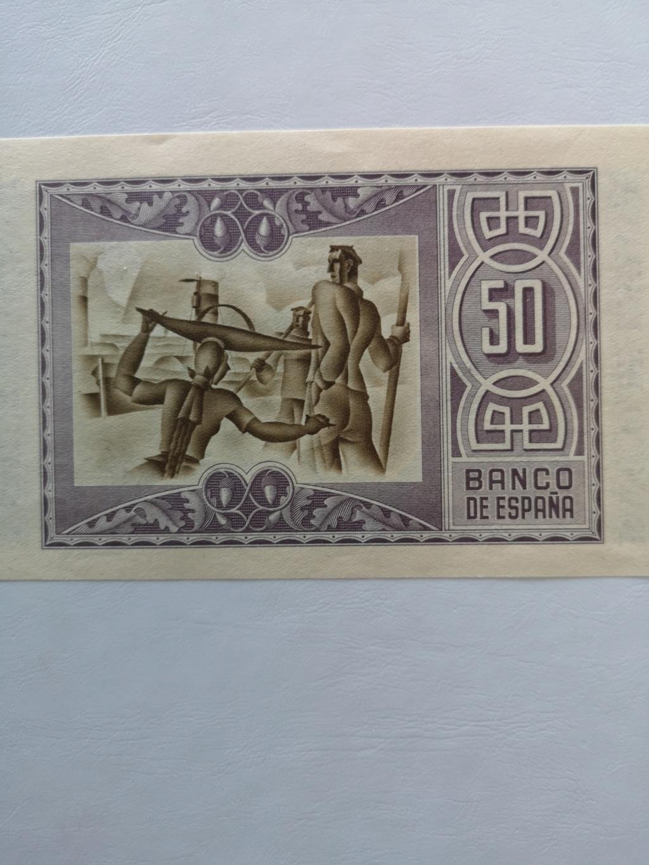 50 pesetas banco de España en Bilbao  15931912