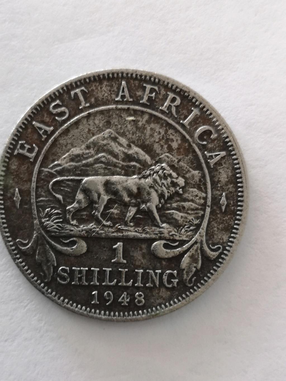 Shilling. África del Este Británica. 1948 15934211