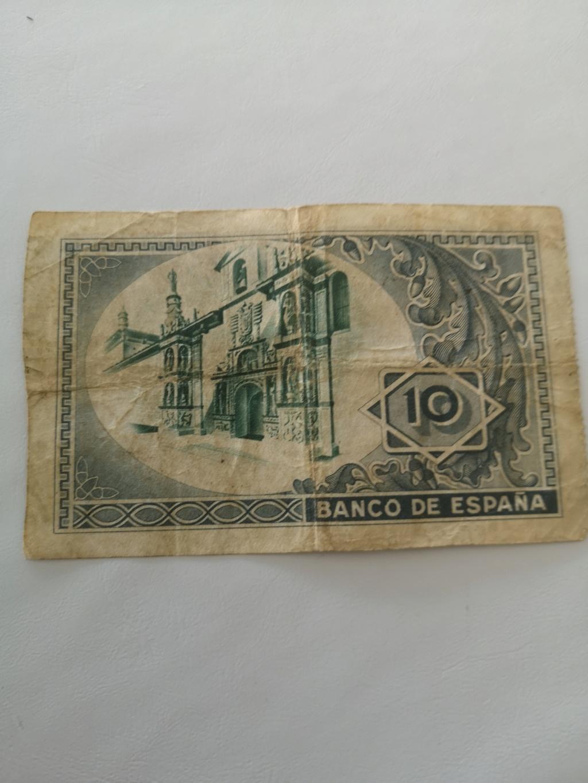 10 pesetas banco de España en Bilbao  15934511