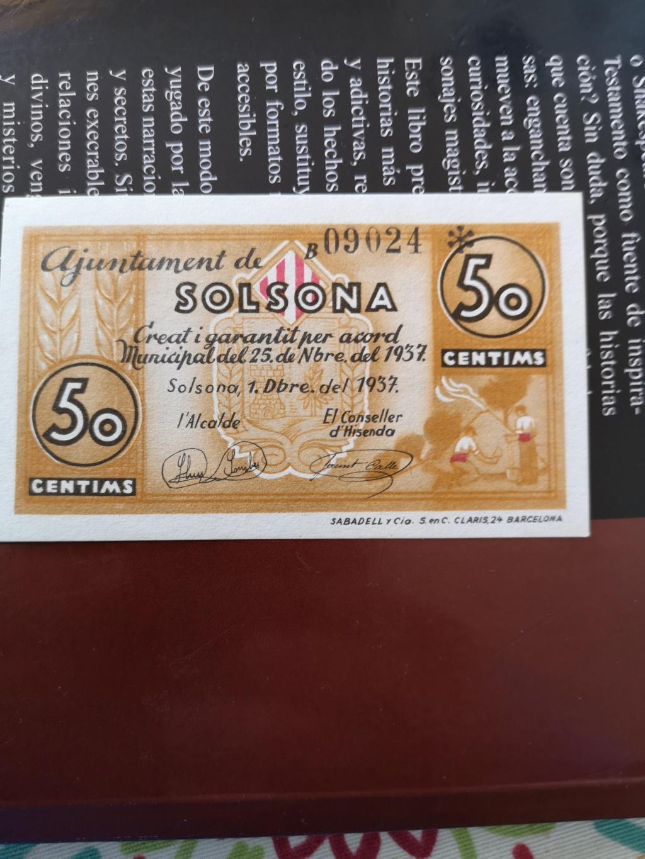 50 céntimos Solsona 1937 15939510