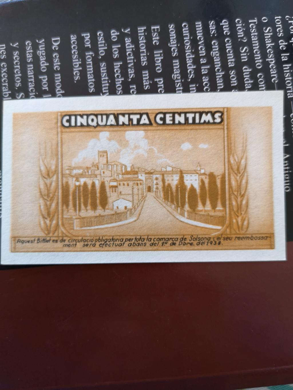 50 céntimos Solsona 1937 15939511