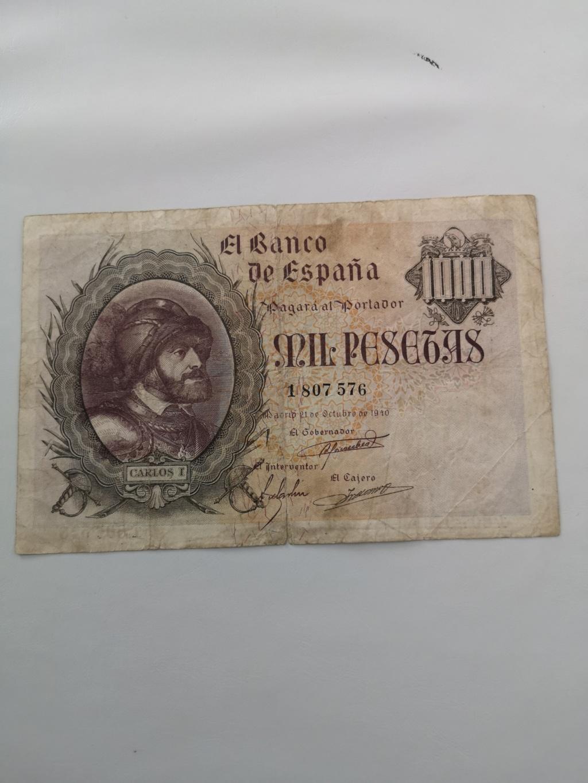 1000 pesetas 1940 15948910