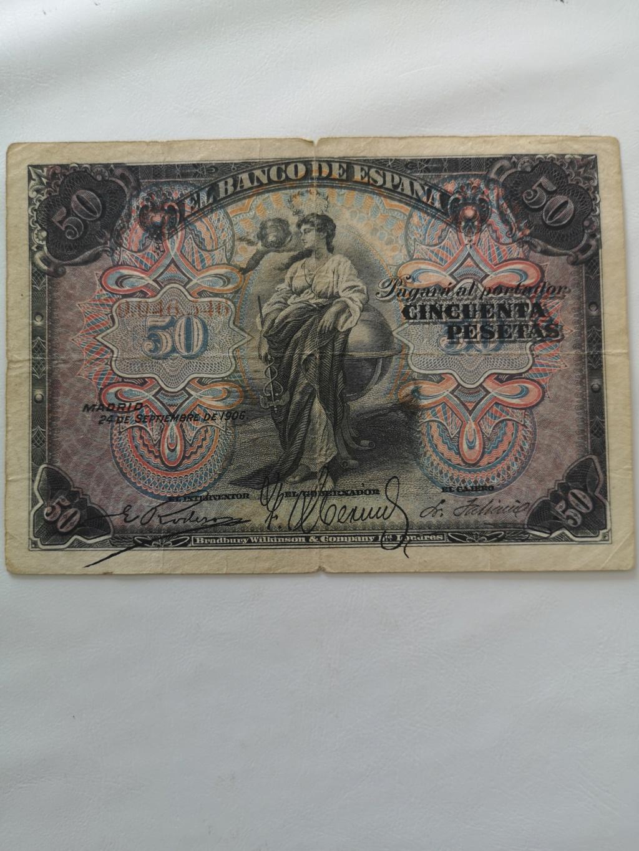 50 pesetas 1906 15962610