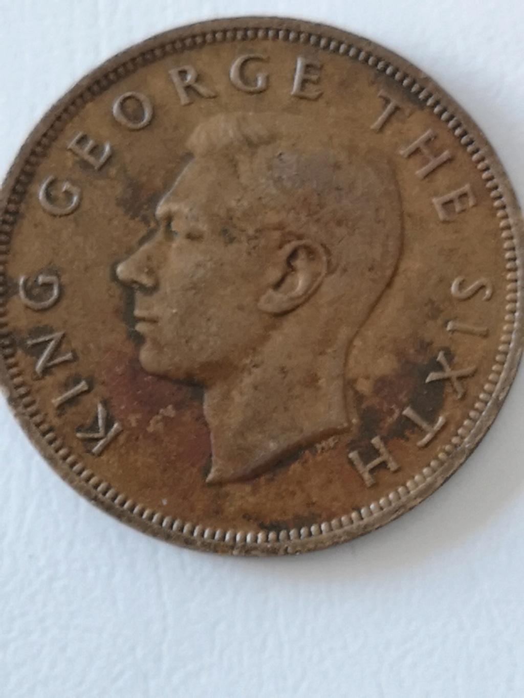¡¡Los 50!!... 1 penique de Nueva Zelanda 1952  15971612