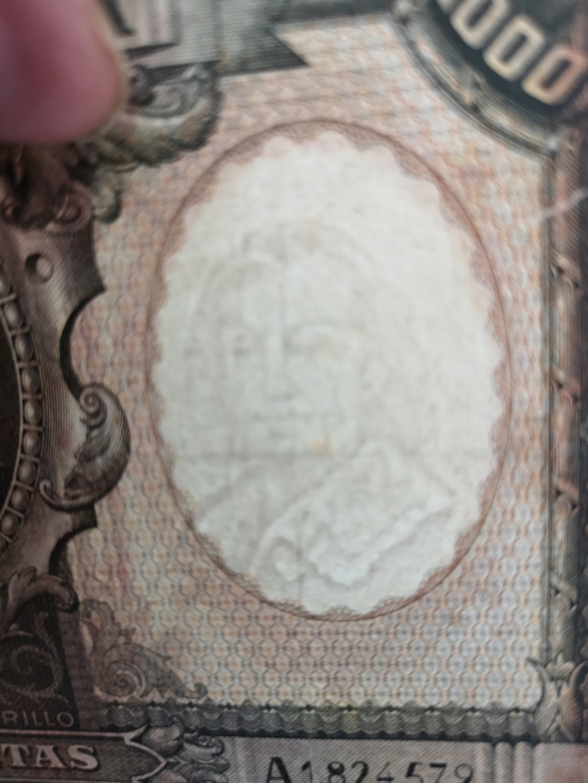 1000 pesetas 1940 15972415