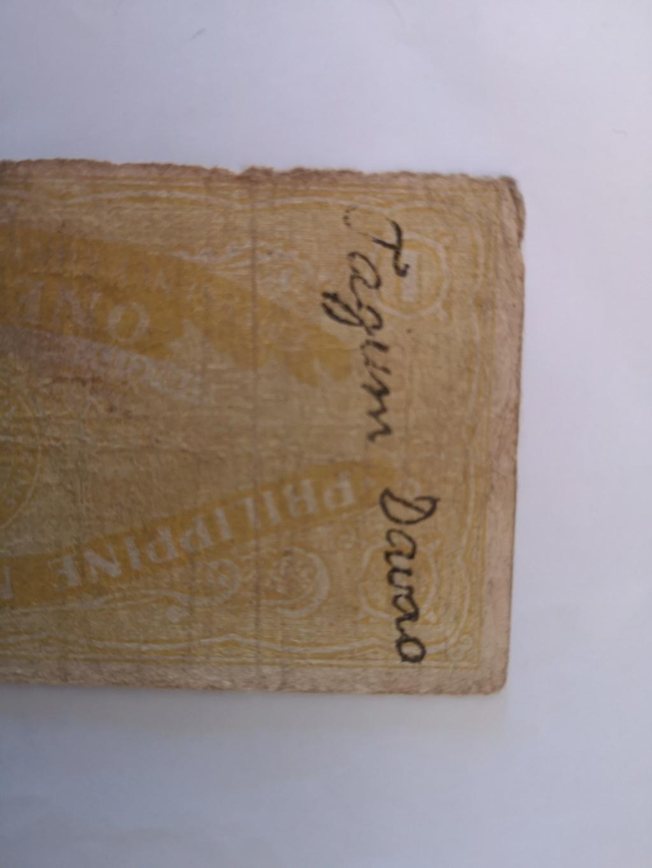 1 peso Filipinas 1941 16018812